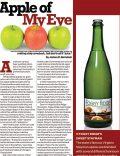Foggy Ridge Cider featured in Penthouse